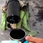 Меняем масло и масляный фильтр Шевроле Каптива с двигателем 2.4 С 140