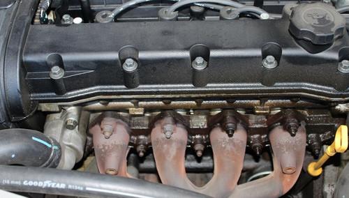 Меняем прокладку клапанной крышки на Chevrolet Cruze