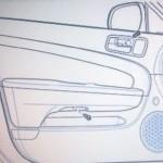 Как снять декоративные накладки дверей Chevrolet Epica