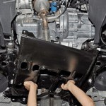 Как заменить масло и масляный фильтр на Chevrolet Cobalt