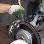 Как самостоятельно проточить тормозные диски Chevrolet Cruze