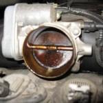 Чистка дроссельной заслонки Chevrolet TrailBlazer
