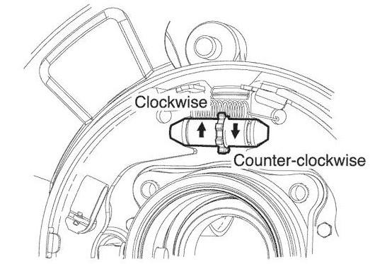 как подтянуть трос ручника на шевроле каптива