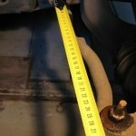Меняем рулевые тяги и наконечник  на  Chevrolet Trailblazer