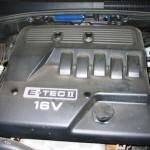 Как заменить свечи зажигания на Шевроле Лачетти (двигатель 1.4 - 1.6)