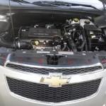 Снимаем передний бампер Chevrolet Cruze