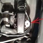 Избавляемся от провисания водительской двери Chevrolet TrailBlazer