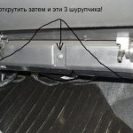 Меняем фильтр салона Шевроле Каптива