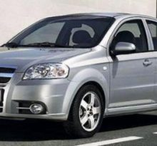 Производим замену передней фары Chevrolet Aveo (видео)