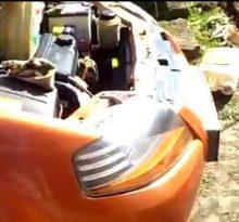 Своими руками меняем масло на Chevrolet Aveo (видео)