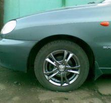 Размер колес Шевроле Ланос