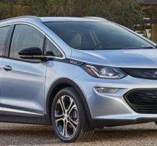 Электрокары Chevrolet Bolt проехали уже 7 млн км