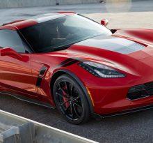 Corvette Grand Sport можно будет купить в России