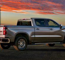 Chevrolet рассекретил пикап Silverado 2019