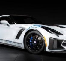 Geiger Cars добавили мощи купе Chevrolet Corvette Z06