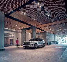 Анонсирован новый  Chevrolet Blazer