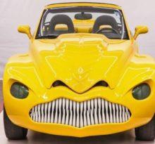 Chevrolet DinoSSauR — почувствуй себя супергероем