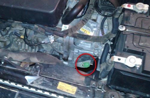 Замена масла в двигателе через щуп своими руками 85