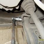 Замена сайлентблоков рычагов передней подвески Шевроле Авео