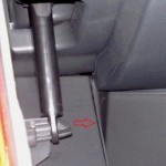 Замена фильтра салона Chevrolet Cruze