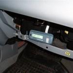 Установка бортового компьютера Multitronics VG1031U на Шевроле Авео