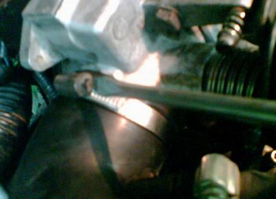Чистим дроссельный узел Шевроле Ланос (Chevrolet Lanos)