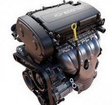 Особенности двигателя F16D4 от GM DAT Шевроле Круз, Шевроле Авео