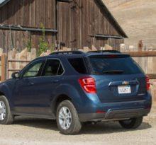 В скором времени на рынке появится Chevrolet Equinox