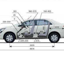Шевроле Кобальт: размеры и преимущества автомобиля