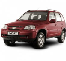 Производство Chevrolet Niva стартовало в Казахстане