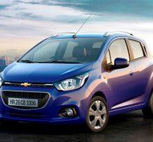 В Индии начали производить компактный седан Chevrolet Beat