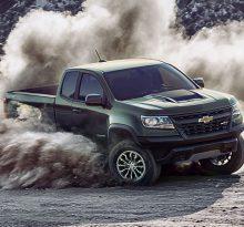Обзор новой модели Chevrolet Colorado ZR2