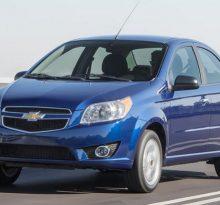 Chevrolet Aveo 2018 — модернизированный бюджетный автомобиль
