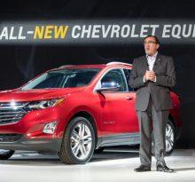 Новый Chevrolet Equinox 2018 станет одним из самых экономичных дизелей в мире