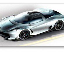 Новая информация про концепт Corvette C8