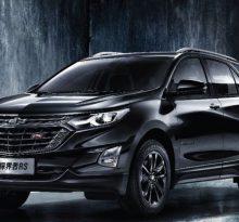Китайские салоны запустили продажи Chevrolet Equinox RS