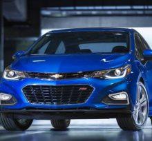 Chevrolet Cruze лишится механической трансмиссии