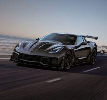 Новинку сезона Corvette ZR1 пустят с молотка