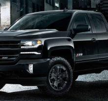 Chevrolet добавляет дизельные опции с турбонаддувом в Silverado 1500